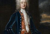 1720-1729 portraits of men