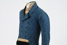 1810-1819 men's fashion