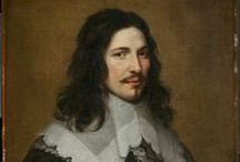 1600-1699 undated portraits of men / by Jaana Seppälä