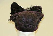 1910's headwear