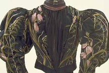 1890's bodices & blouses