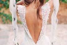bridal D R E S S E S / Gorgeous inspiriation for choosing your wedding dress