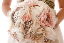 bridal B O U Q U E T S / Pins of beautiful ideas for your wedding bouquets, flowers and table decorations
