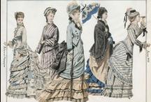 1870's fashion plates