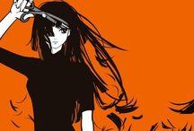 Anime/Manga/Illustration
