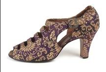 1930's footwear