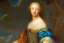 1650-1659 portraits of women