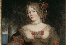 1660-1669 portraits of women