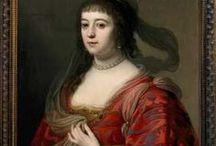 1630-1639 portraits of women