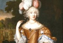 1670-1679 portraits of women