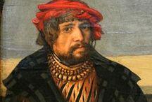 1500-1599 undated portraits of men