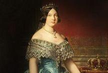 1840's portrait paintings