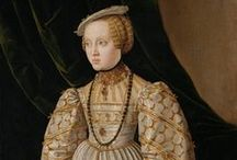 1540-1549 portraits of women