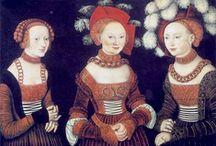 1530-1539 portraits of women