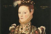 1560-1569 portraits of women / by Jaana Seppälä