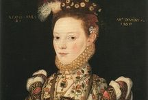 1560-1569 portraits of women