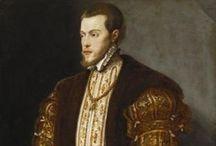 1550-1559 portraits of men