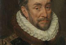 1570-1579 portraits of men