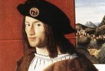 1520-1529 portraits of men