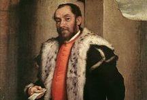 1560-1569 portraits of men