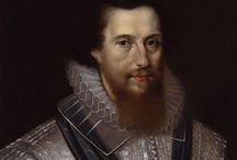 1580-1589 portraits of men