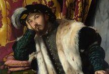 1540-1549 portraits of men