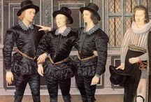 1590-1599 portraits of men