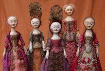 1700-1799 fashion dolls