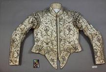 1600-1699 men's extant garments