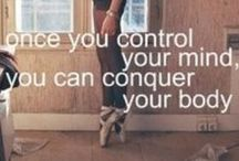 Healthy lifestyle / Healthy living and exercise motivation!