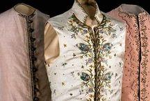1700-1799 men's clothing