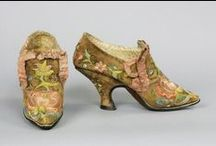 1700-1799 footwear