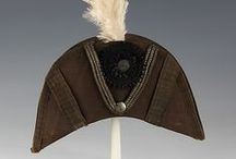 1700-1799 men's headwear