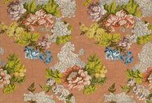 1700-1799 fabrics & textiles