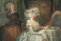 1780-1789 portraits of women