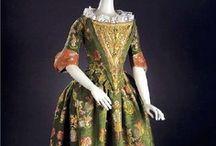 1700-1799 undated women's clothing