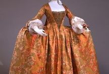 1740-1749 women's fashion