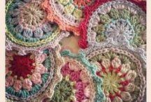 crochet / by Donna Schumacher