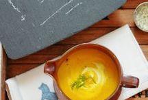 Soups מרקים