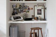 WORK PLACE DESIGN / Inspiring work places / desks / offices / work shops