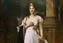 1800-1809 portraits of women