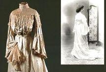 1900's wedding fashion