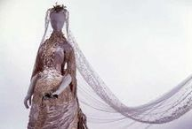 1880's wedding fashions
