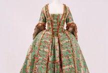 1770-1779 women's fashion