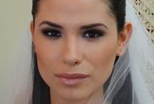 Dramatic Eye Bridal Makeup / Bridal dramatic eye makeup...with different degrees of drama