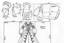 patterns & tutorials 1800-1900