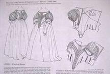 patterns & tutorials 1500-1800 / by Jaana Seppälä