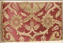 1400-1500 fabrics & textiles / by Jaana Seppälä