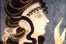 ancient Crete, Minoan & Mycenae civilizations