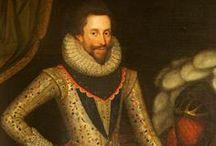 1600-1609 portraits of men